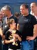 Жданова Инна. Первая гонка и награда